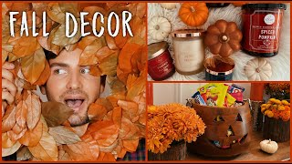 Fall 2019 Home Decor Haul + Styling Tips! | Mister Preda