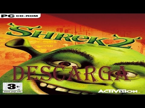 Descarga Shrek 2 Full y en Español 1 Link (Mega)