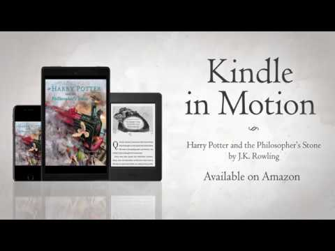 Magic in Motion – Harry Potter and the Philosopher's Stone: Kindle in Motion edition