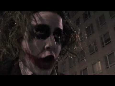 THE DARK KNIGHT SPOOF SWEDED - Shortlisted for Empire Movie Awards 2009