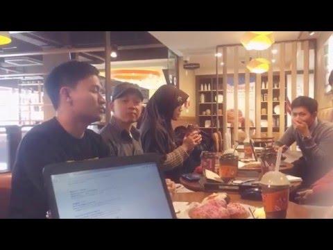 UT Korea Radio ~ Meeting with all Dj's