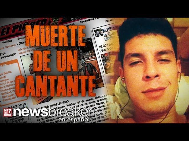 ¡VIOLENCIA EN VERACRUZ! Difunden Supuestas Fotos del Cantante asesinado Gibrán Martiz con Armas