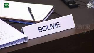 Bolivia en La Haya: Resumen del primer día de alegatos orales