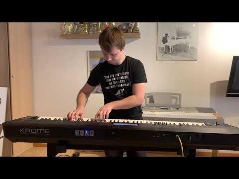 Avicii - Waiting for love | Piano Cover by Patrik [4K]