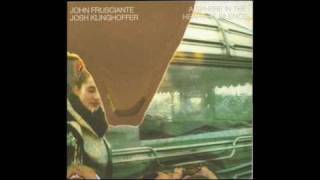 Watch John Frusciante Afterglow video