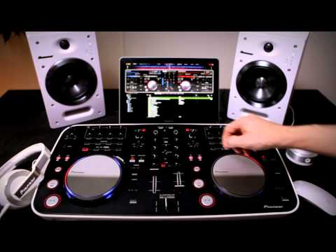 Pioneer DDJ-ERGO-V walkthrough