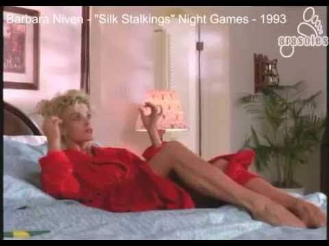 Barbara Niven - Silk Stalkings - Night Games - 1993 - Feet Soles