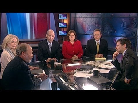 Fiscal Cliff-Hanger: President Obama Budget Battle Discussed on 'This Week' Roundtable