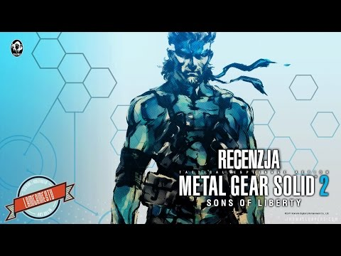 Recenzja Metal Gear Solid 2: Sons Of Liberty (PS2/PC/Xbox/PS3/X360)