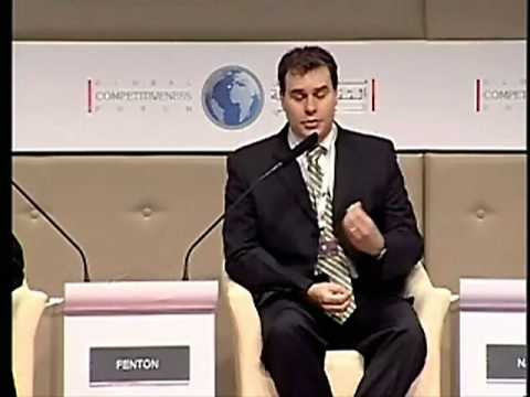 Global Competitiveness Forum - Saudi Arabia  - Bruce Fenton