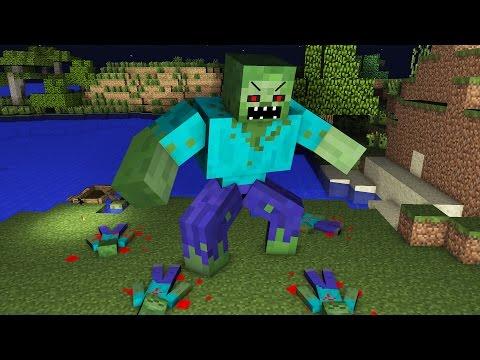 Dead Life - Minecraft Animation (Zombie Apocalypse )