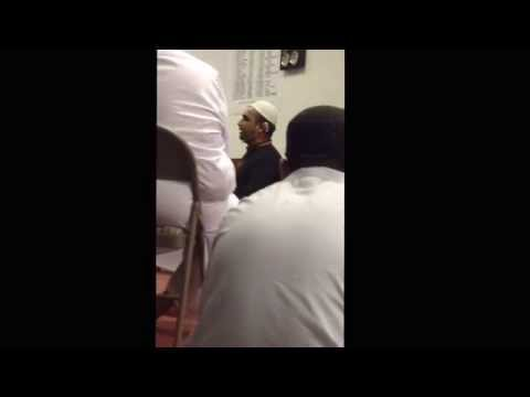 Stockton Masjid Naat (haleema Main Tere)! video
