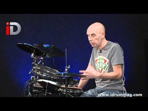 Traps E500 Electronic Drum Kit Review / Demo With Ian Croft iDrum Magazine