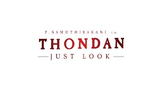 "P. SAMUTHIRAKANI-IN ""THONDAN"" - JUST LOOK"