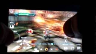 Darksiders with SonyEricsson WT19i