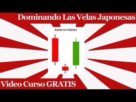 Curso Forex Gratis: Velas Japonesas - Estrella de la mañana o Morning Start (1/2)