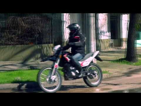 TEST DRIVE MOTOMEL SKUA 250 PRO