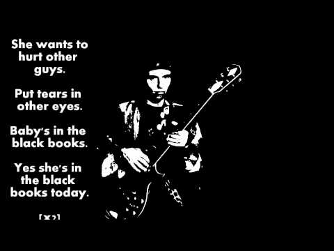 Nils Lofgren - Black Books
