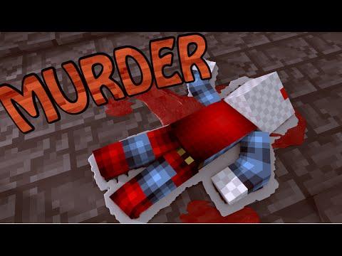 Minecraft Mods MURDER MOD Showcase Butcher Murder Dead Bodies