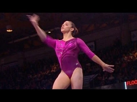 Alexandra Raisman wins Secret US Classic - from Universal Sports