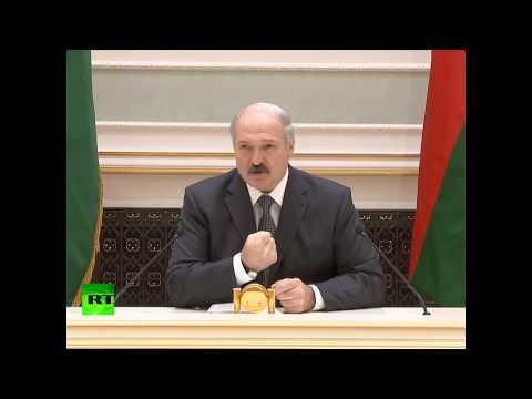 Лукашенко: Еще не родился тот урод на Земле, который бы не понимал, что такое Россия
