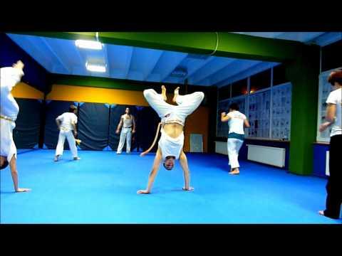 Szczecińska Akademia Capoeira - Klip Nr 1