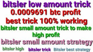 bitsler live trick watch now