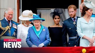 "UK's Queen Elizabeth agrees Prince Harry and Meghan can go it alone after ""transition period"""