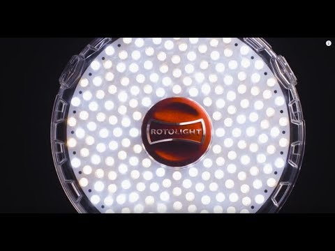 Rotolight NEO 2: Revolutionary all-in-one on camera continuous LED light and HSS Flash