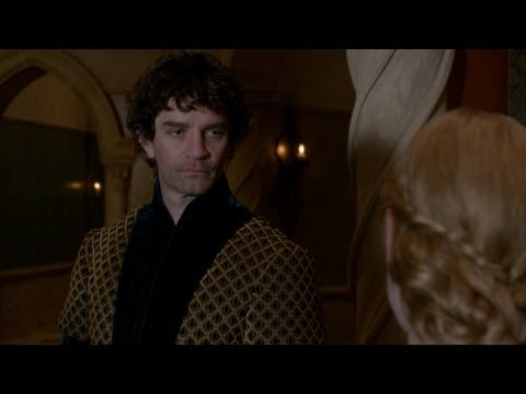 A Corridor Encounter - The White Queen - Episode 2 Preview - BBC One