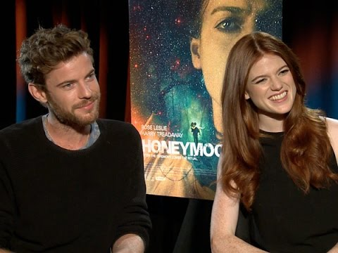 Harry Treadaway and Rose Leslie Talk 'Honeymoon'