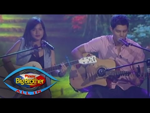 Pbb: Daniel, Maris In 'just The Way You Are' Acoustic Duet video