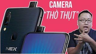 """Vivo NEX: Camera """"thò thụt"""", cảm biến vân tay trong màn hình!"""