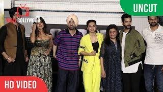 UNCUT - SOORMA Trailer Launch   Sandeep Singh, Diljit Dosanjh, Taapsee Pannu   Sandeep Singh Biopic