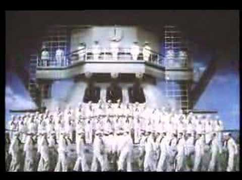 Irving Berlin - How About a Cheer for the Navy?