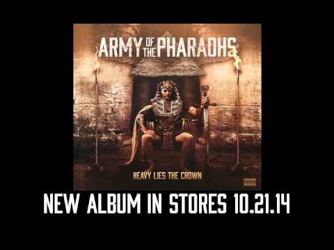 Army Of The Pharaohs - The Tempter And The Bible Black (from Heavy Lies The Crown Out 10.21.14) video