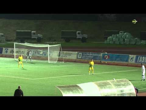 «Сахалин» 0 – 3 «Анжи»