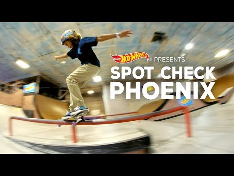 Hot Wheels Presents: Spot Check Phoenix