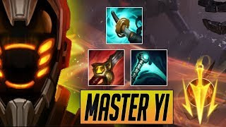 Master Yi Montage 11 - Best Master Yi Plays | League Of Legends Mid