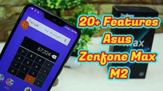 Asus Zenfone Max M2 Top 20+ Hidden Features , Advance Features , Best Features ! Tips & Tricks !