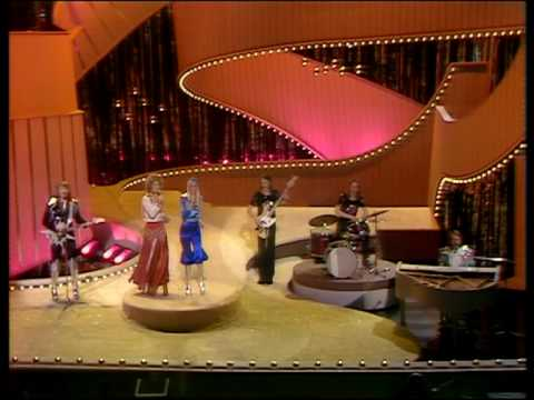 ABBA - Waterloo Eurovision 1974 (High Quality)