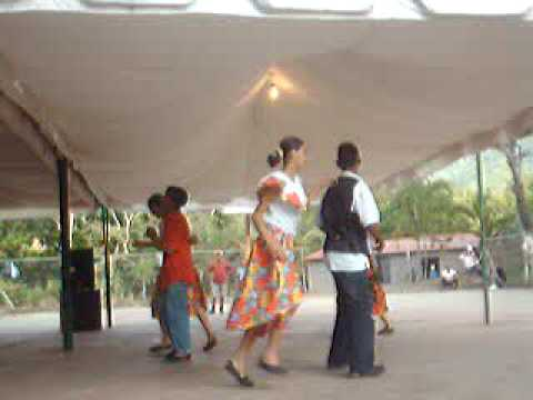 Tango  El Matigua (Danzas El Degredo)