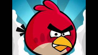 Angry Birds WITH LYRICS! (SONG ONLY)