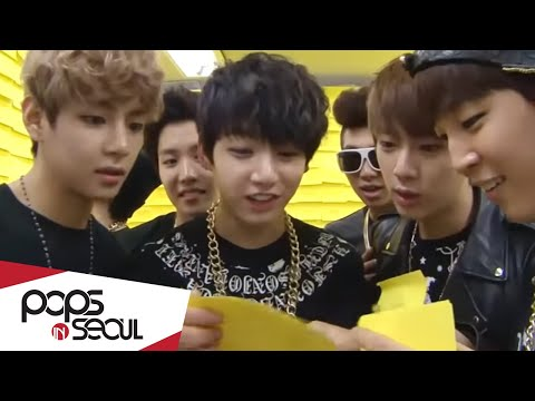 Pops in Seoul - BTS(방탄소년단) _ We Are Bulletproof PT. 2 - Interview