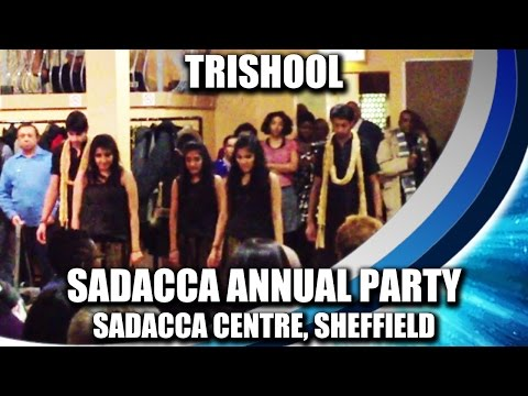 Trishool Dance Academy performing at SADACCAs annual event Sheffield...