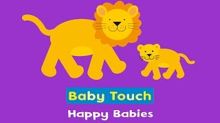 Happy Babies: Ladybird Baby Touch (Penguin Books) - Best App For Kids