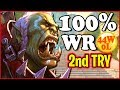 Grubby 100 WINRATE 2nd TRY Warcraft 3 ORC Vs HU Echo Isles mp3