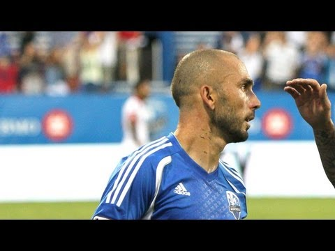 GOAL: Marco Di Vaio with a rocket to the upper post | Montreal Impact vs D.C. United