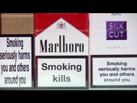 EU plans larger anti-smoking warnings on cigarette packs