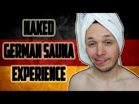 Naked German Sauna Experience | Germanizing Retro Vlogs | 52